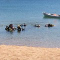 PADI dice course Lake Malawi