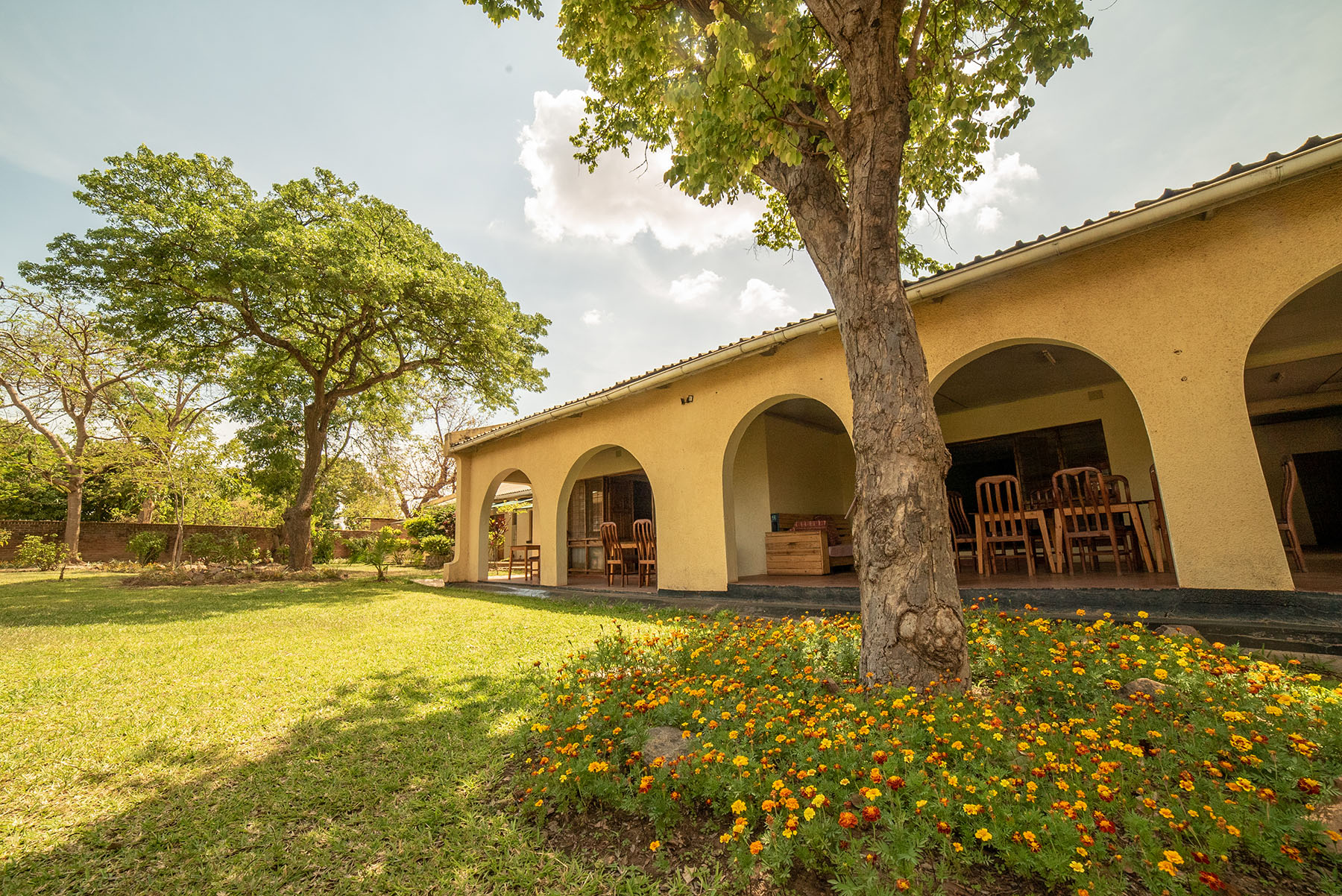 Thumbi View Lodge and Backpackers in Lilongwe Featured Image